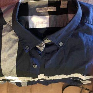 Burberry Brit button up shirt